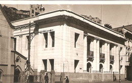 CHILI . CARTE PHOTO . VALPARAISO MINICIPA IDAD . POUR FRANCE 1931 - Chile