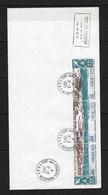 Taaf51 -T.A.A.F. N°A36A Oblitéré Sur Lettre CV + De 31,00 Euros - Non Classificati