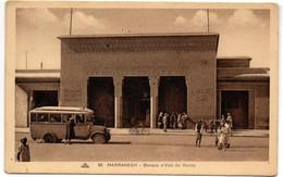 Banque D'état Du Maroc - Marrakech