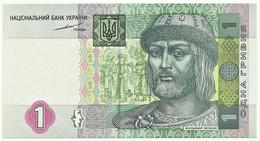 Ukraine - 1 Hryvnia - 2004 - Unc. - Pick 116.a - Serie ЗМ - Prince Volodymyr - Ukraine