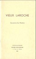 Laroche: Vieux Laroche    Souvenirs D'un Rochois - La-Roche-en-Ardenne