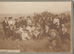 Tilff  28 Août 1904  Photo Sur Carton  11 Cm/8 Cm - Esneux