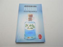 """Livre """"Paradis Avant Liquidation """" Julien Blanc Gras Poche - Other"""