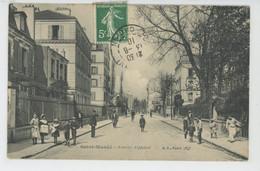 SAINT MANDÉ - Avenue Alphand - Saint Mande