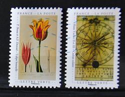 France 2020 - Cabinet De Curiosités - Adhesive Stamps