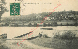 41.  BOURRE ANGE .  Le Passage Du Bac . - Other Municipalities