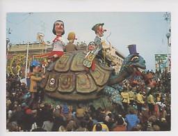 """Nice : Carnaval De Nice, """"doucement Mais Surement"""" - Tortue - Carnival"""