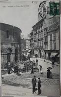 SEDAN - Place De La Halle-  - TRES BEAU PLAN ANIME - Sedan