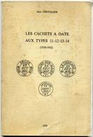 Catalogue Oblitérations Types 11 à 14   Chevalier   1976 - Cancellations