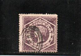 NOUVELLE GALLES DU SUD 1860-72 O - Gebraucht