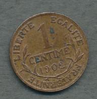 1 Centime Dupuis 1902 - A. 1 Centime