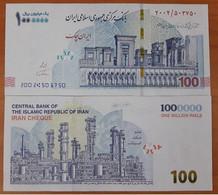 Iran - 1000000 Rials 2020 ( 2021 ) UNC Lemberg-Zp - Iran