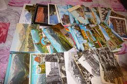 LOT DE 100 CARTES  AUTRICHE (86cpm 14cpsm) - 100 - 499 Postcards