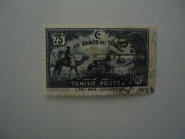 TUNISIA   USED STAMPS CAMEL  CARS - Tunisia