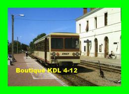 RU 0681 - Autorail CFD Socofer X 241 En Gare - ROMORANTIN - Loir Et Cher - BA - Stations With Trains