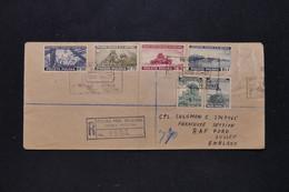 POLOGNE - Enveloppe En Recommandé Pour Un Soldat Parachutiste Au Royaume Uni En 1944 - L 95457 - Londoner Regierung (Exil)