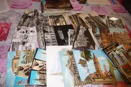 LOT DE 140 CARTES  BELGIQUE (110cpm 30cpsm) - 100 - 499 Postcards