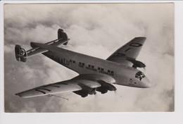Vintage Rppc Lufthansa Junkers Ju-90 Aircraft - 1919-1938