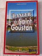 DANGER A SAINT GOUSTAN  Par GISELE GUILLO  éditions BARGAIN  Policier Breton - Unclassified