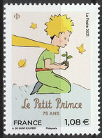 """2021 - Y/T 54xx ?  """"Le Petit Prince 75 Ans"""" - TIMBRE ISSU DU FEUILLET 15 TIMBRES - NEUF - Nuevos"""