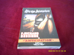 FLEUVE NOIR  ANTICIPATION N° 210  MICRON  INVASION    / F. RICHARD BESSIERE  ( 1963 ) - Fleuve Noir