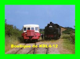 ACACF 065 - Autorail Verney Et Loco SACM Hannibal 030 T N° 6 - SAINT-AIGNAN - Sarthe - M-St-C - Equipment