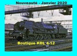 ACACF 630 - Loco Mountain 241 P En Gare - LE MANS - Sarthe - SNCF - Equipment