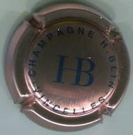 CAPSULE-CHAMPAGNE BLIN H & C. N°16x Rosé & Bleu Foncé, Grand HB - Other