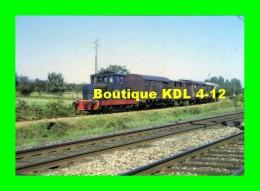 AL 397 - Train - Locotracteur SMPR N° 10 - BEILLE - Sarthe - 72 - M-St-C - Trains