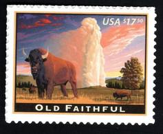 2009 Old Faithful Mi US 4473 Sn US 4379 Yt US 4140 Sg US 4930 Express MNH Postfr. Xx - Unused Stamps