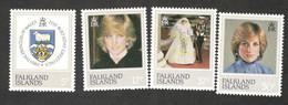 FALKLAND ISLANDS...1982:Michel346-9mnh** - Islas Malvinas