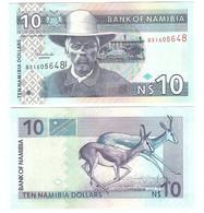 Namibia - 10 Dollars 2003 UNC P. 4c Lemberg-Zp - Namibia