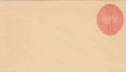 El Salvador Cover 1891 - El Salvador