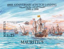 Mauricio Hb 20 - Mauritius (1968-...)