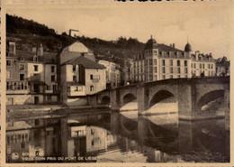 BOUILLON Vieux Coin Pris Du Pont De Liège - Bouillon