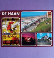 (E4) Belgique : De Haan -Multi Vues - De Haan