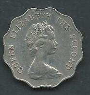 Monnaie  HONG KONG - 2 DOLLARS 1975 - Elizabeth II   - Pic 5405 - Hong Kong