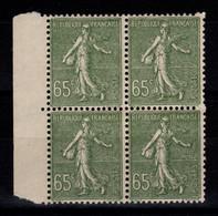 YV 234 N** Semeuse En Bloc De 4 Luxe Cote 64+ Euros - Unused Stamps