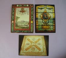 CP ANTOING Lot De 3 Cartes Postales - Archers : Confrérie St Sébastien  (7 Photos) - Antoing