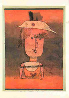 Art - Peinture - Paul Klee - Portrait Of Frau P In The South - CPM - Voir Scans Recto-Verso - Paintings