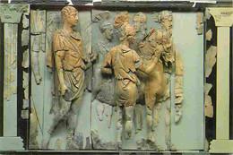 Art - Antiquités - Ephesus - Ivory Relief - CPM - Voir Scans Recto-Verso - Antiek