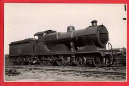 SOUTHERN RAILWAY STEAM LOCOMOTIVE TRAIN ENGINE  NO 762   AR ASHFIORD LKENT UK   RP - Trains