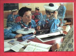 """"""" LES SCOUTS DE FRANCE """" . PHOTO JEAN-PIERRE POUTEAU - Réf. N°30322 - - Scouting"""