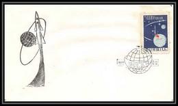 3830/ Espace Space Raumfahrt Lettre Cover Briefe Cosmos 11/12/1962 VOSTOK 3/4 Corée (korea) - Korea (...-1945)