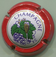 CAPSULE-605-CHAMPAGNE Rouge Inscription FC - Other