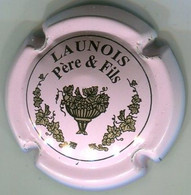 CAPSULE-CHAMPAGNE LAUNOIS N°05 PERE Et FILS - Other