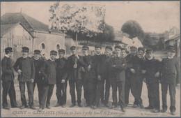 Cluny , Gad' Zarts , Fête Du 21 Juin 1908 , Bande De L' Auvergne , Animée - Cluny