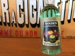Mignonnette - Liqueur GOLDEN DI MELE  - SAN MARINO - Miniatures