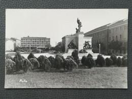 PULA - CROATIA, Monument WWII, Postcard 1960`s  (aukR99) - Croatia