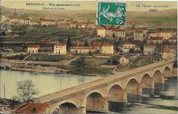 RETOURNAC - Vue Générale Sud-Est - Ponts Sur La Loire - Retournac